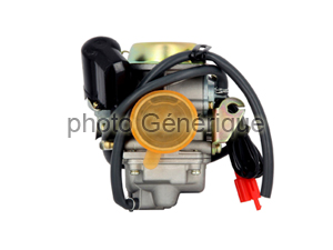 Starter Carburateur GY6 125