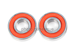 Roulement 6202-2RSH/C3 - SKF