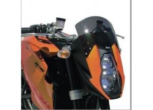 BULLE HP + 10 CM 990 2006 SUPER DUKE (+ KIT FIX)