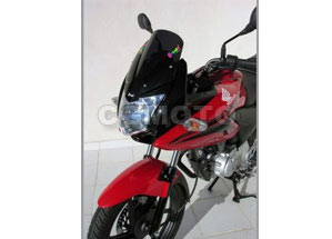 BULLE AEROMAX TO CBF 125 (+ KIT VIS) 2009