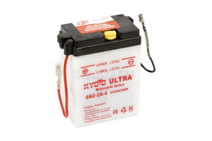 Batterie 6N2-2A-4