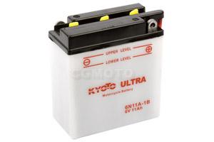 Batterie 6N11A-1B