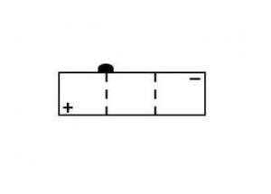 Batterie 6N11-2D