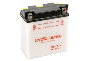 Batterie 6N11A-4