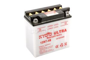 Batterie 12N7-4B