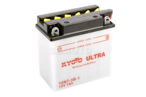 Batterie 12N7-3B-1