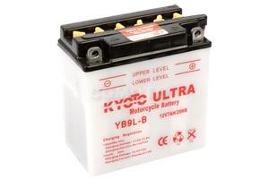 Batterie YB9L-B