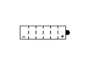 Batterie 12N9-4B-1