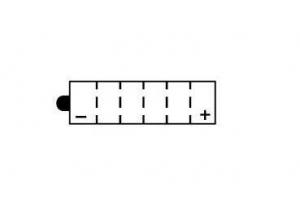 Batterie 12C16A-3B