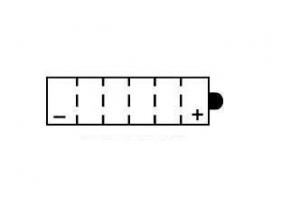 Batterie YB4L-B