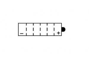 Batterie 12N7-3B