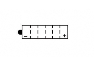Batterie 12N14-3A