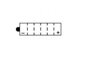 Batterie 51913