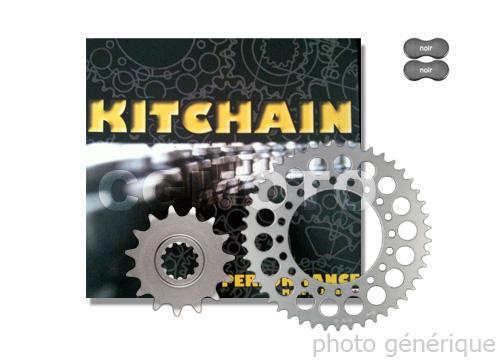 KIT CHAINE RENFORCEE RK YAMAHA DTR 125 1991-1992 16X55 ACIER