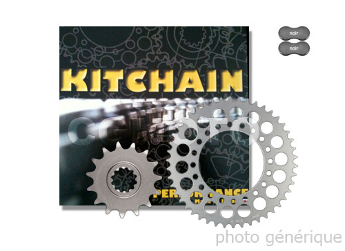 Kit chaine Yamaha Xtz 660 Tenere