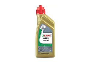 Huile de Transmission MTX 10W40 1L EDGE 1L - Minérale 2T/4T