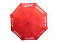 Parapluie rouge (730mm) x 12